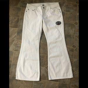 Silver Dallas Jeans